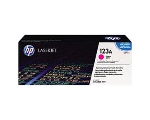 Color Laser Toner Jet Hp 2550l (HP Color Laserjet 2550 L (Q3973A) Original Toner von HP - Rot/Magenta / ca. 2.000 Seiten)