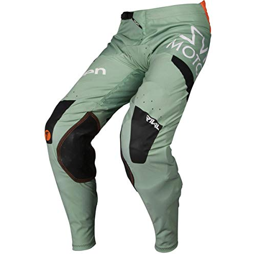 Seven MX Cross Hose Rival Trooper Grün Gr. 32 -