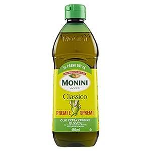 Monini Classico Premi e Spremi Olio Extra Vergine di Oliva - 1 Bottiglia da 450 ml