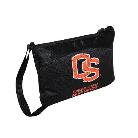 COLLECTIONNEUR ITEM: Mini bourse NCAA Oregon State Beavers Jersey / sac à bandoulière - Noir