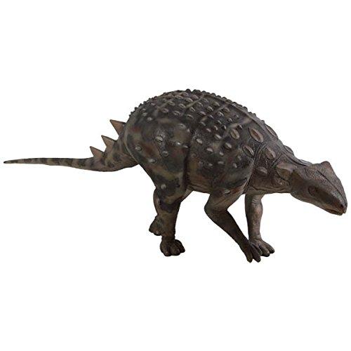 Mini Ankylosaurus lebensgroß 80cm para exterior de fibra de vidrio de alta calidad de plástico (GFK)