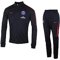Nike Men's Psg M Nk Dry Trk Suit Sqd K Tracksuit