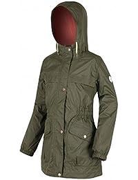 b04b07695 Regatta Great Outdoors Childrens Girls Trifonia Waterproof Jacket