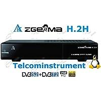 ZGEMMA STAR H2H COMBO T2/S2 IPTV