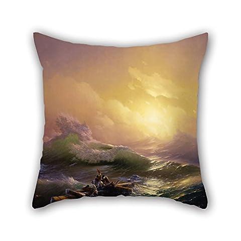Artistdecor Valentine Day Pillowcase 20 X 20 Inches / 50