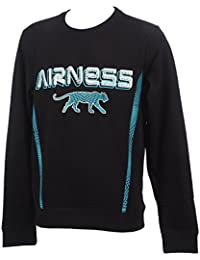 Airness - Paskal noir arg turq - Sweat