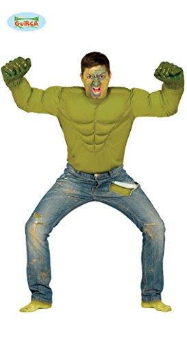 Imagen de disfraz de superhéroe hulk