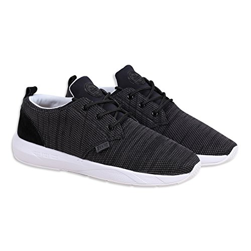 Djinns Lau Run Jamba Mesh Black 42