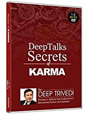 Secrets of Karma - DeepTalks by Deep Trivedi (Hindi) (Set of 2 DVDs)