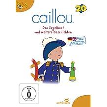 Caillou Deutsch Spiele