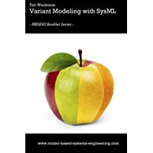 Variant Modeling with SysML by Tim Weilkiens (2016-04-21)