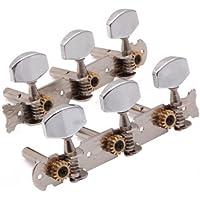 DN 1 Set Chitarra classica chiavi di sintonia delle spine sintonizzatori con Chrome Tip