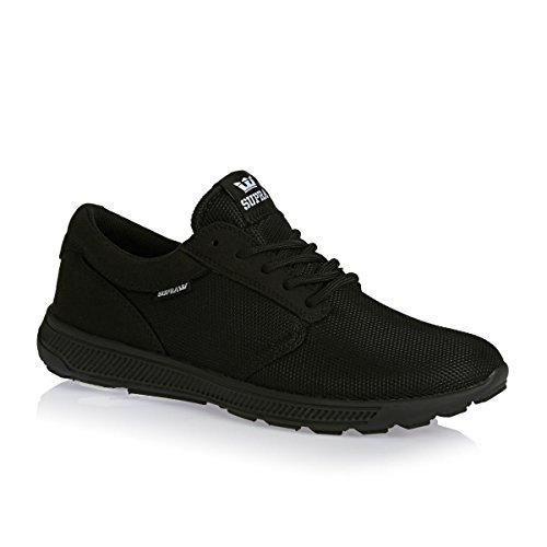 Supra Hammer Run chaussures Black/Black