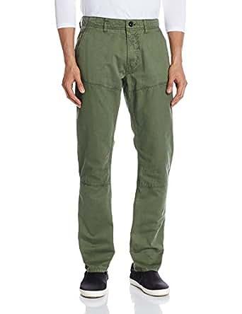 Breakbounce Men's Casual Trouser (8907066044073_Hayter_32W X 33L_Pintop Green)
