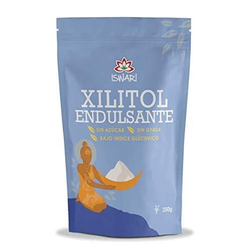 Iswari Xilitol Endulzante 250Gr 1 Unidad 200 g