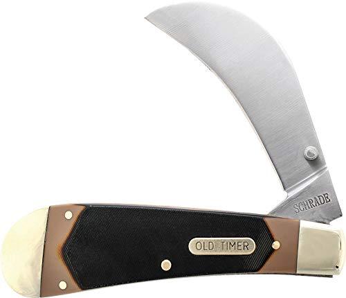Schrade SCH216OT Couteau Pliant