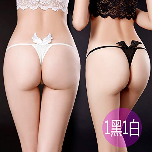 04243846e Wangrc Panties Femme Taille Basse T Pants Underwear Cotton Thong Women