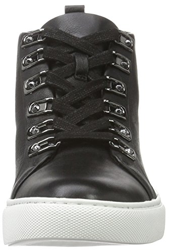Kenneth Cole Kale, Sneakers Hautes Femme Noir (Black 001)