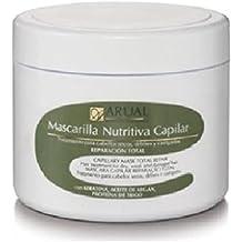 ARUAL Mascarilla Keratina y Aceite de Argan 500 ml