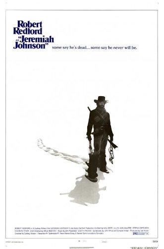 Jeremiah Johnson Poster Film B 17 In 11 x 28