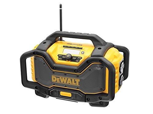Dewalt dcr027flexvolt XR Radio Ladegerät 240Volt & Li-Ion Bare Einheit - Dewalt Bare-tool