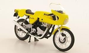 Norton Commando Production Racer, Modellauto, Fertigmodell, Solido 1:18