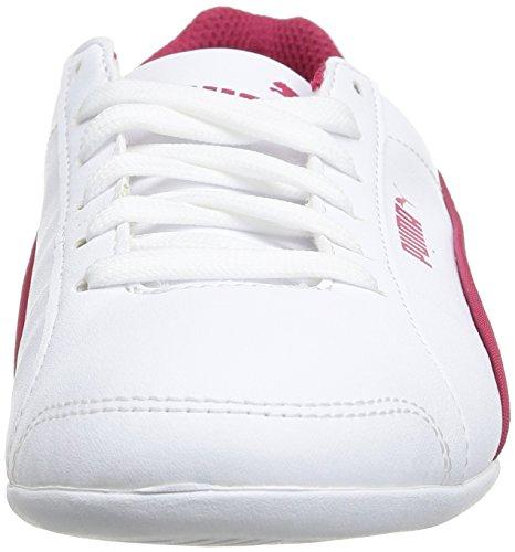 Puma Myndy Sl Wn's Mu, Damen Sneakers Weiß (Blanc (White/Cerise))