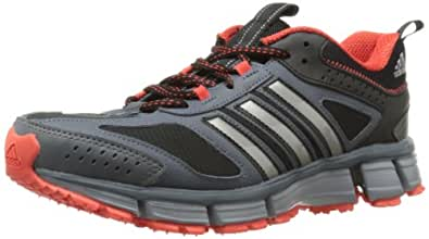 adidas Mens Questar Trail 2 M Running Shoes Black Schwarz