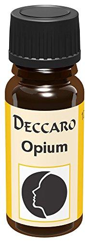 """DECCARO Huile aromatique """"opium"""", 10 ml (huile de parfum)"""