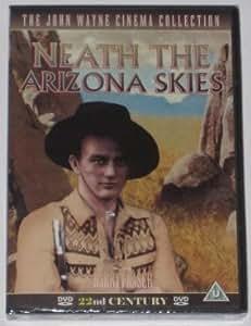 Neath The Arizona Skies - John Wayne Cinema Collection - New & Factory Sealed