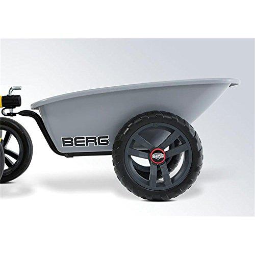 Berg Toys 18.24.30.00 Buzzy Anhänger (mit Anhängerkupplung)
