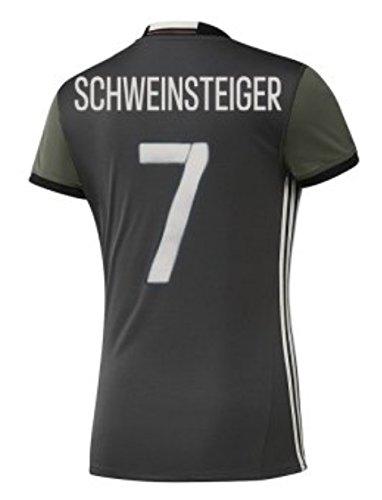 Trikot Adidas DFB Damen 2016-2018 Away (Schweinsteiger 7, M)