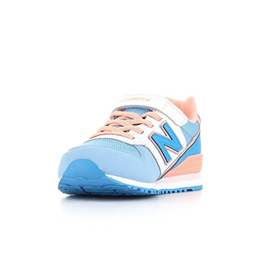 Calzature sportive bambino, colore Blu , marca NEW BALANCE, modello Calzature Sportive Bambino NEW BALANCE KV996 ALY Blu Hellblau