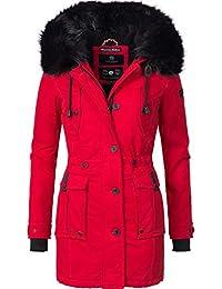 Navahoo Damen Winter Mantel Baumwoll Parka Luluna 7 Farben XS-XXL 10c83cdf90