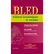 BLED - Sciences Economiques et Sociales