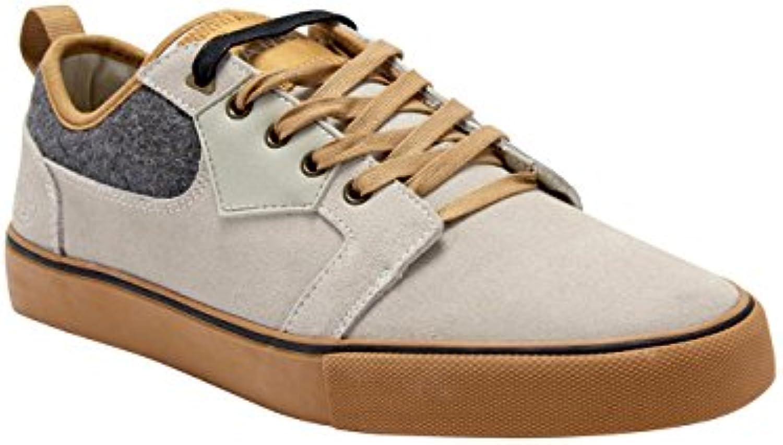 Animal Skate Shoe - Zapatillas de patinaje para hombre, stone grey, 48  -