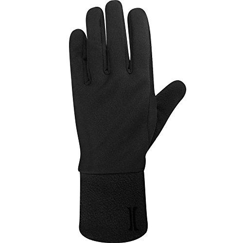Iglus Damen Softshell Fleece Handschuhe mit pro-text, damen, anthrazit