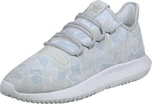 adidas Tubular Shadow Damen Sneaker, FTWWHT/LGSOGR/VINWHT - 43 ( 44 EU )