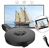SD&EY Dongle récepteur d'affichage sans Fil TV projecteur 1080P HDMI Miracast AirPlay Miroir Adaptateur connecter périphérique