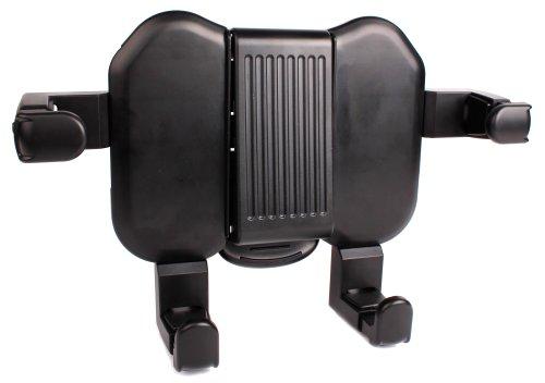 DURAGADGET Kfz-Halterung (Kopfstütze) für LeapFrog LeapPad 3, 3x und Ultra XDI Kinder Tablets