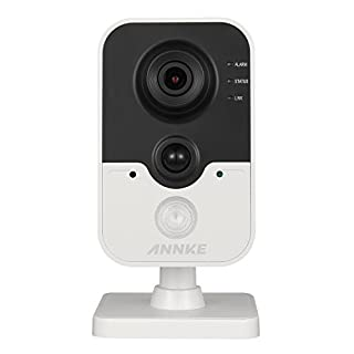 ANNKE IP Camera HD 1080P (1920TVL) WiFi Security Camera with New PIR Technology, Zero False Motion Detect & Email Alert, Day/night vision, Baby Monitor