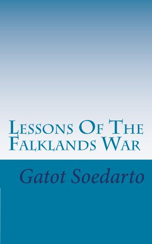 Lessons Of The Falklands War (English Edition)