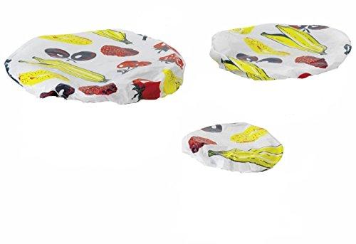 Westmark Topfhauben, 5er Set, Obst-Design, 23292260 Obst Design