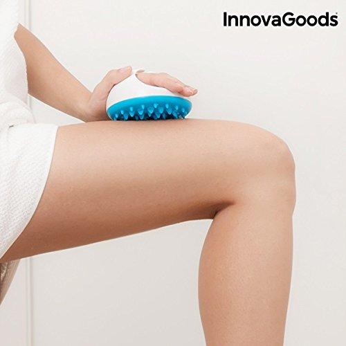 innovagoods ig115250Bürste Cellulite ESTIMULADOR (Überschüssiges Haarwachstum)