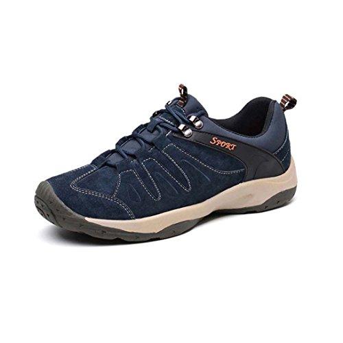 ZXCV Scarpe all'aperto Scarpe da uomo scarpe da escursione all'aperto scarpe scarpe casual quotidiane Blu