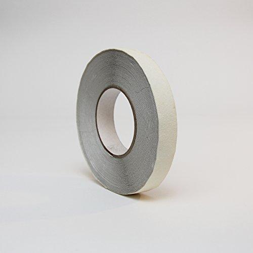 Kara Grip HD Commercial Anti-Slip Strips for trade 60s Grain 18.3m Roll 2.5cm Transparent