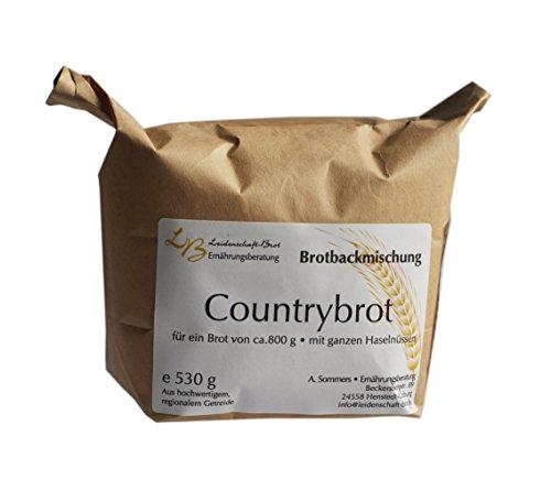 Leidenschaft-Brot - Brotbackmischung Countrybrot ca. 540 g
