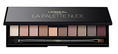 L'Oreal Paris Colour Riche Eyeshadow La Palette, Nude Rose from L'Oréal Paris