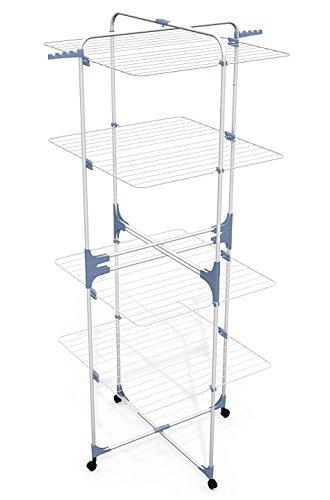 Gimi Vertigo 2+2 Turm-Wäscheständer