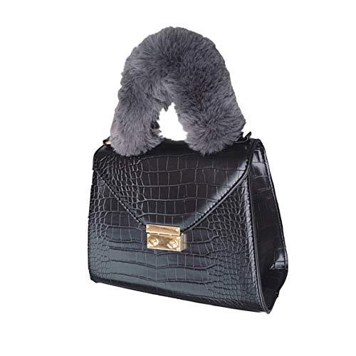 15287217974a Banbie Korean Fashion Sac à bandoulière en Crocodile Sac à bandoulière  Messenger Bag pour Femmes